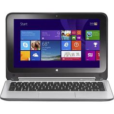 HP- Pavillion x360 2-in-1 11.6'' Touch Screen Laptop