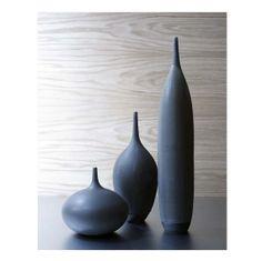 3 Large Slate Bottle Vases by Sara Paloma par sarapaloma sur Etsy, $430.00