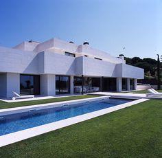 Casas Moderno