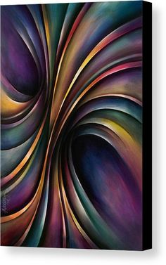 Abstract Design 55 by Michael Lang - Abstract Design 55 Painting - Abstract Design 55 Fine Art Prints and Posters for Sale Abstract Canvas, Canvas Art, Canvas Prints, Art Prints, Painting Abstract, Art Moderne, Fractal Art, Painting Techniques, Painting Inspiration