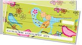 Be Still, checkbook covers, & address labels ~Multiple Blessings by Caroline Simas for Check Advantage