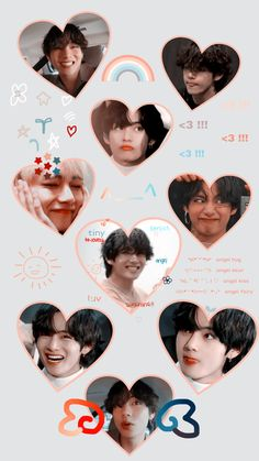 Cute Wallpaper For Phone, Bts Wallpaper, Bts Taehyung, Bts Bangtan Boy, Collage Background, Tumblr Backgrounds, Bts Aesthetic Pictures, Bts Lockscreen, Bts Pictures