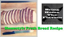 Homstyle Fresh Bread Recipe
