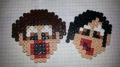 Smosh hamabeads pattern Smosh, Hama Beads, Funny Pictures, Girly, Pattern, Blogging, Funny Pics, Lady Like, Hama Bead