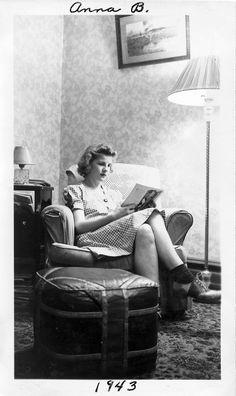 All sizes   saddle-shoes-224   Flickr - Photo Sharing! Goody Two Shoes, Saddle Shoes, 1940s Fashion, Love Affair, Cheerleading, World War, Nostalgia, Fashion Photography, Scene