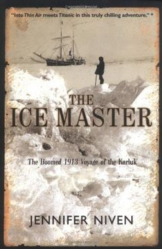 The Ice Master: The Doomed 1913 Voyage of the Karluk ($11.96 paperback, $3.99 B), by Jennifer Niven, is the Nook Daily Find. There is no Kindle edition for this title, but a second biography of hers that Hyperion has marked down in is available in both stores: Ada BlackJack: A True Story of Survival in the Arctic