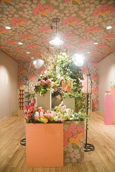 From the Field: FloriCulture by anthropologie+you, via Flickr