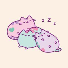 Cute little pusheen. Chat Pusheen, Pusheen Love, Pusheen Stuff, Pusheen Stormy, Estilo Anime, Kawaii Cat, Cat Wallpaper, Wallpaper Wallpapers, Cute Illustration