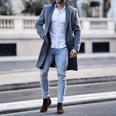 Yes or No? This casual look #gentwithcasualstyle