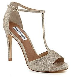 Steve Madden Saally T-Strap Pumps