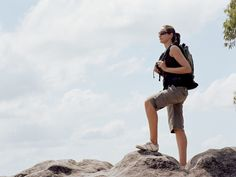 Get in Shape For Your Next Backpacking Trip