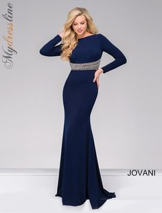 Evening dress in usa land