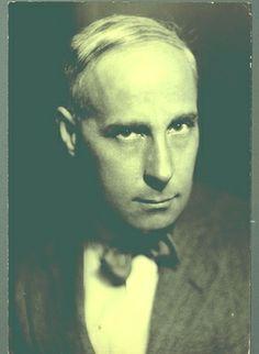 Portrait of Francis Bruguiere