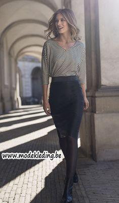 http://www.modekleding.be/Tramontana-T-shirt-W26-D21-80-402-T-Shirt-Foile-Stripe-HS-Multicolor