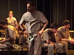 """TG Musical e Teatro in Italia: LA CITTA' DI FERRO - Ispirato a """"The Ballad of Rea..."""