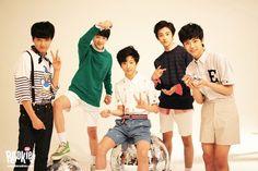Donghyuck, Jeno, Jisung, Mark and Jaemin #SMROOKIES