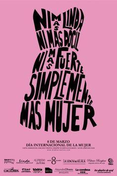 Dia Internacional de la Mujer - Urielmania