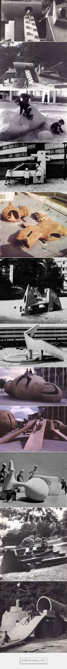 PIERRE SZÉKELY playgrounds — an ambitious project collapsing... - a grouped images picture - Pin Them All