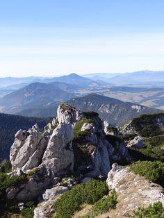 ROHÁČE - Sivý vrch