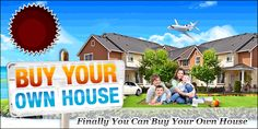 Buy Your Own House Project! People helping people towards home ownership... Join Us Today