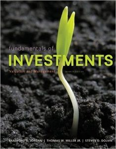 Fundamentals Of Investments 7th Edition Solutions Manual by Jordan Miller Dolvin free download sample pdf - Solutions Manual, Answer Keys, Test Bank