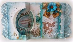 Jenine's Card Ideas: Workshop Bister & Create-A-Card