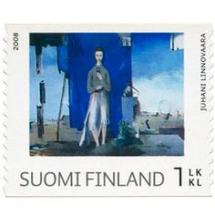 Postage Stamps, Finland, Baseball Cards, Fine Art, Visual Arts, Euro, Paintings, Culture, Paper