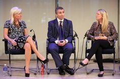 #AWXI Advertising Week: Carolyn Everson, Ivan Pollard and Lisa Weinstein speak onstage at the Sight, Sound, and Mobile: Video Marketing in the Digital Era