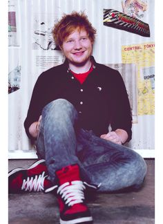 Edward Sheeran :)
