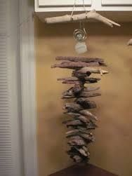 Image result for diy wood wind chimes