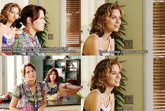 Hilarie Burton (Peyton Sawyer-Scott) , Bethany Joy Lenz (Haley James-Scott) , & Sophia Bush (Brooke Davis-Baker) - One Tree Hill