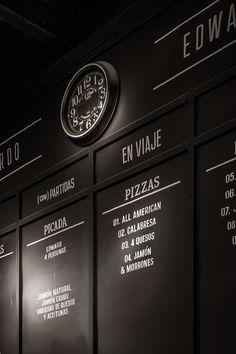 Edward / Estudio Montevideo y Arq. Pablo Dellatorre | Wideprint » Arquitectura | Interiorismo | Diseño | Arte Montevideo, Midland Hotel, Ticket, Ph, Restaurant, Design, Leather Armchairs, Buenos Aires, Refurbished Chairs