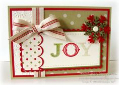 Merry Mojo by Sarah.Jane - Cards and Paper Crafts at Splitcoaststampers