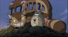 Cat Bus!