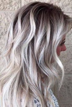 ash blonde balayage The Breathtaking Ash Blonde Hair Gallery: 24 Trendy & Cool-Toned Ideas For Everyone Dark Ash Blonde Hair, Ash Blonde Balayage, Ash Hair, Blonde Hair Looks, Blonde Hair For Fall, Cool Toned Blonde Hair, Brown Hair, Ash Blonde Hair Extensions, Dull Hair