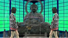 Music : DUB-Russell (made with MaxMSP) Video : Yasuyuki Yoshida (made with TouchDesigner) Performer : Shizu Mizuno Illustration : Shizu Mizuno, hima:// Camera : Yusaku Aoki  Produced by BRDG http://brdg.tokyo https://www.facebook.com/brdg.jp