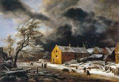 MrsGonzo: Малые голландцы: Якоб ван Рёйсдал
