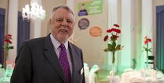 Terry Waite CBE - President of Emmaus UK