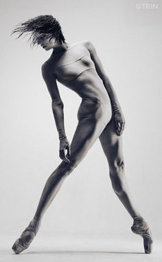 Ballet dance photography by Vadim Stein #enpointe