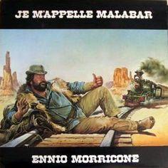 LP12 - Ennio Morricone – Je M'Appelle Malabar - Bud Spencer / Terence Hill - Datenbank