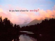 THE SECRET PLACE - Intimate praise worship music songs by Ray Watson