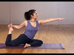 Yoga - Full 55 min class ~ Hatha Yoga for natural cure. Stress relief and relaxation techniques.