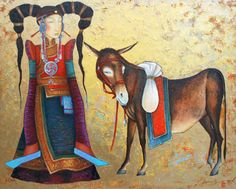 Zayasakhan Sambuu /Zaya/, Golden Journey