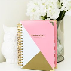 The Happiness Planner (Jan-Dec) - The Happiness Planner®