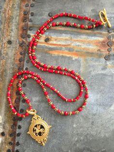 Red Pendant