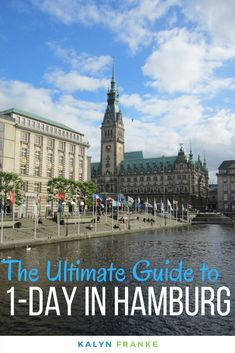 Hamburg, Germany is one of my favorite travel destinations, but sometimes I only have 1 day to spend there. Check out this guide to 1 day in Hamburg that will make sure you hit all of the major sights and enjoy the lovely atmosphere of this European city. #Travel #Hamburg #Germany