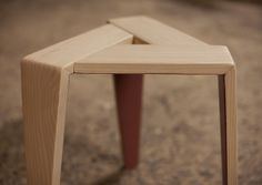 Swart - Design Shop - B-stool by Matteo Dallagiacoma