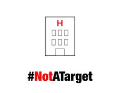 #NotATarget – Join our social media action A social media action against the targeted killing of civilians and humanitarians