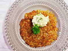 Halloumirårakor med avokadosalsa | Recept från Köket.se I Love Food, Good Food, Yummy Food, Tasty, New Recipes, Vegetarian Recipes, Healthy Recipes, Recipies, Salsa