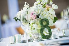 A Vintage Glam Emerald Green Wedding | Every Last Detail